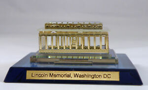 NEW CRYSTAL Lincoln Memorial, Washington (LAST CHANCE)
