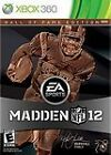 Madden NFL 12 -- Hall of Fame Edition (Microsoft Xbox 360, 2011)