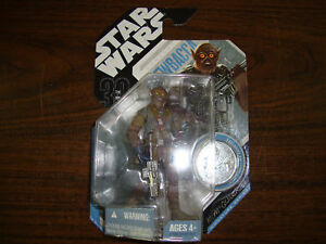 Star-Wars-Concept-Chewbacca-Signature-Series-2007-With-Silver-Coin