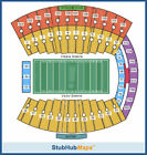 Indiana Hoosiers Football vs Ohio State Buckeyes Tickets 10/13/12 (Bloomington)