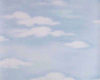 Sky Blue Clouds Cloud Feature in this great value Wall or Ceiling Wallpaper