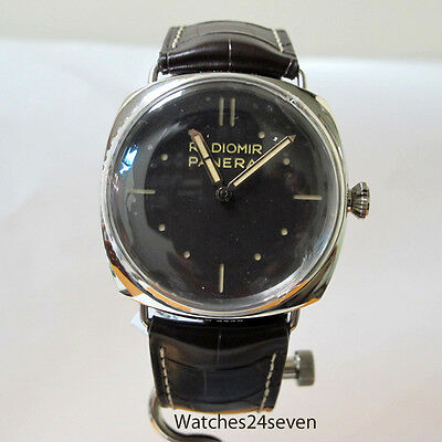 Panerai PAM 373 Radiomir 3 day Platinum Vintage Style Dial, Special Edition 47mm