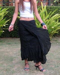 Sexy-Wrap-Around-Skirt-Sarong-Hippie-Skirt-Boho-Gypsy-Skirts-for-Women-SW-S