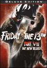 Friday the 13th - Part 7: The New Blood (DVD, 2009, Deluxe Edition)