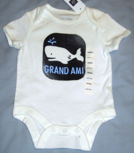 New Baby Gap Newborn to Toddler Boys Bodysuits~Rompers