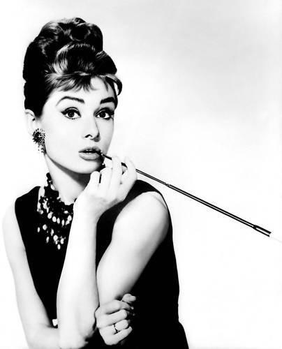 Audrey Hepburn Canvas Print 20*24 Inch HUGE !