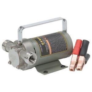Water-Diesel-Transfer-Pump-12-Volt-WVO-Fuel-Biodiesel-Diesel-Waste-Vegetable-Oil