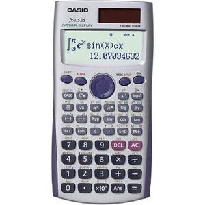 casio fx 115es scientific calculator ebay