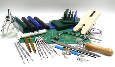 Wax Carving Kit Wax Working Model Making Jewelry Wax Design Models Set + Free