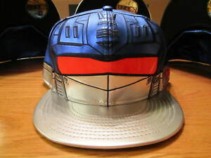 Transformers-New-Era-Hat-Limited-Edition-NWT