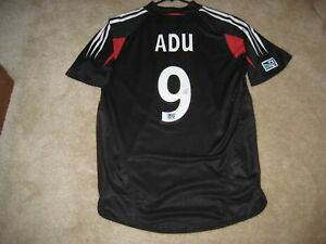 2004-Freddy-Adu-game-jersey-MLS-1st-Game-Worn-Jersey