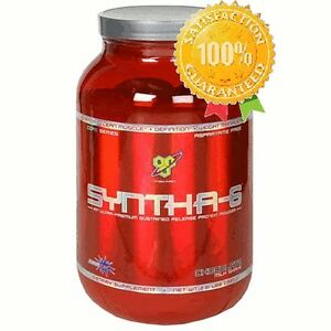 BSN-SYNTHA-6-PROTEIN-POWDER-2-91lbs-1-32kg-MEAL-REPLACEMENT-LEAN-RECOVERY-SINTHA