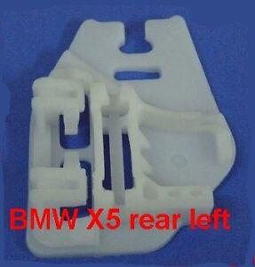 BMW-X5-Window-Regulator-Clip-1x-REAR-left-driver-side-rear-window-clip