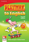 Playway to English Level 3 Flash Cards Pack: Level 3 by Herbert Puchta, Gunter Gerngross (Cards, 2009)