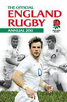 """""""AS NEW"""" Official England RFU Annual 2011, , Book"""