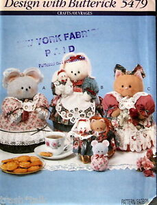 Luv-N-Stuff-Cookie-Tin-Cover-pattern-Mouse-Cat-bunny