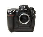 Nikon D D2X 12.4MP Digital SLR Camera - Black (Body Only)