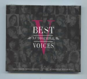 Best-Audiophile-Voices-Vol-5-V-24bit-192kHz-Re-mastering-CD-Premium-Records-New