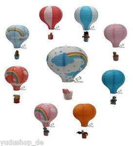 suess-Heissluftballon-Reispapier-Lampion-Lampenschirm