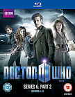 Doctor Who - Series 6 Vol.2 (Blu-ray, 2011, 2-Disc Set)