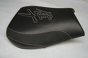 HAYABUSA-1999-00-01-02-03-04-05-06-2007-GSXR1300-FRONT-SEAT-COVER-BLACK-BLACK