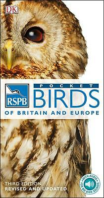 RSPB Pocket Birds, Excellent Books