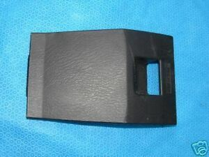 mazda miata dash fuse box cover 99 2005 black ebay. Black Bedroom Furniture Sets. Home Design Ideas