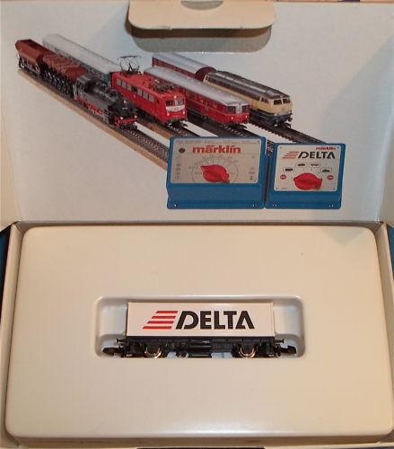 Delta Container nuremberg 1992 messewg marklin 1 220  z  å
