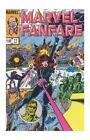 Marvel Fanfare #11 (Nov 1983, Marvel)