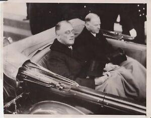 3-4-33-President-Elect-Roosevelt-Herbert-Hoover-Inauguration-Day-News-Photo
