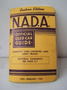 Nada Official Used Car Guide Retail Value