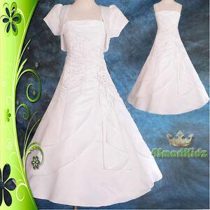 Wedding-Flower-Girls-Bridesmaid-Party-Communion-Dress-Up-Size-2-13-FG097