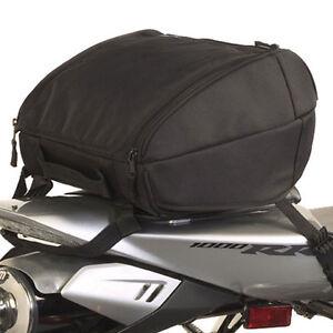 Dowco Fastrax Tailbag Tail Bag Motorcycle Street Bike Sportbike