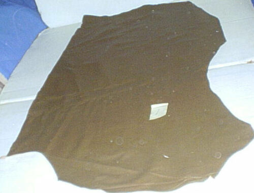 BROWN LEATHER HIDE 49 X 27