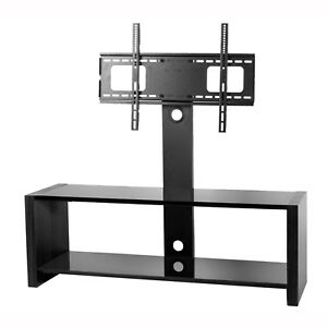 37-60-034-LCD-LED-PLASMA-GLASS-TV-STAND-TV-BRACKET-STAND