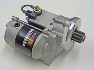 Ford x flow edge 1 4kw hi torque starter motor 9 tooth ebay for Hi torque starter motor