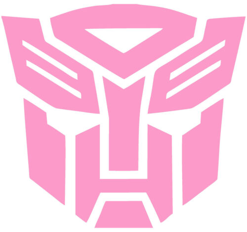 Highest Quality AUTOBOT TRANSFORMERS MASK G1 Wall Car Decal Sticker