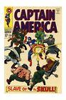Captain America #104 (Aug 1968, Marvel)