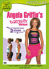 Angela Griffin - Dancemix Workout - Fit Club 2011 (DVD, 2011)