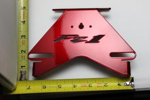 YAMAHA FZ1 fz-1 FENDER ELIMINATOR 2006 2007 2008 2009 2010 2011 2012 rojo