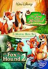 The Fox And The Hound/The Fox And The Hound 2 (DVD, 2007, Box Set)