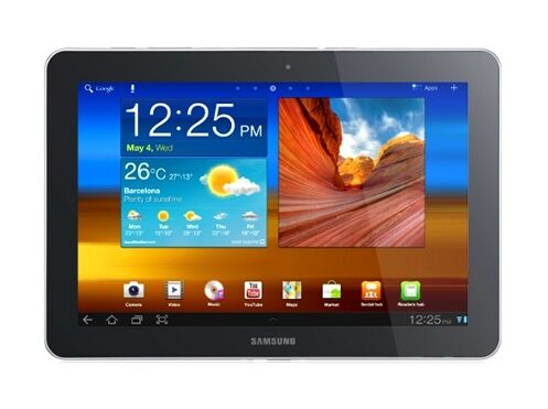 Samsung Galaxy Tab SCH-I905 32GB, Wi-Fi + 4G (Verizon), 10.1in - Metallic Gray