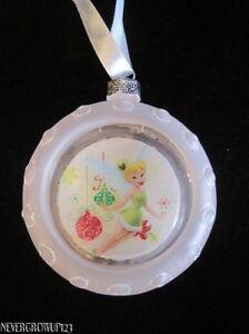 Disney Blown Glass Ornaments