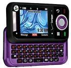 Motorola Rival A455 - Purple (Verizon) Cellular Phone