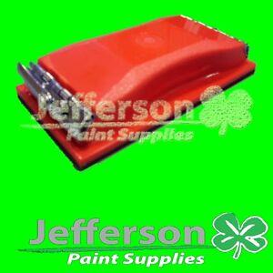 LARGE-Paint-Sanding-Block-Sand-Paper-Painters-Panel-Beaters-Colour-Sandpaper