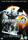 Fantastic Four - The Rise Of The Silver Surfer (DVD, 2007, 2-Disc Set)