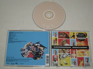 THE-PERRO-DE-SAN-HUBERTO-GANG-HOORAY-FOR-PIQUEROS-GEFFEN-490-457-2-CD-ALBUM