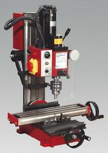 SEALEY-Mini-Drilling-amp-Milling-Machine-SM2502