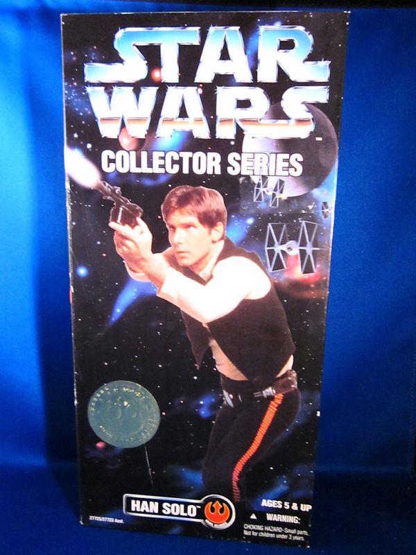 Star Wars Han Solo Sammler Serie Figur