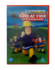 Fireman Sam - The Great Fire Of Pontypandy (DVD, 2010)